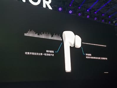 荣耀FlyPods 3 真无线耳机发布:售价799元