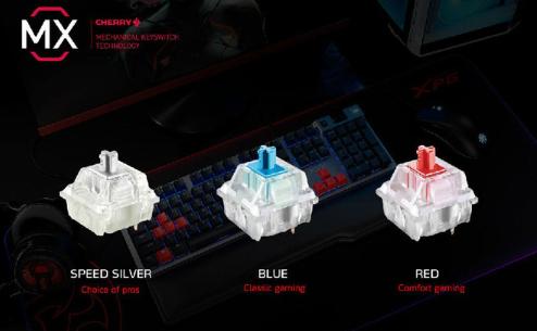 XPG推出SUMMONER召唤者机械键盘:铝面板磁吸手托