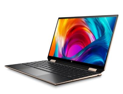 惠普上架新款Spectre x360笔记本:搭载10nm酷睿
