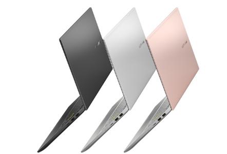 华硕推出新款VivoBook系列笔记本:搭载第10代英特尔酷睿
