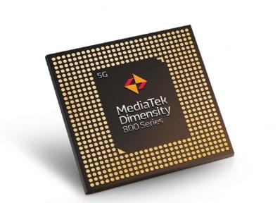 专为中端机打造!联发科5G处理器天玑800发布