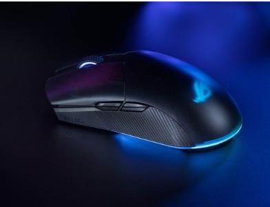 华硕推出ROG烈刃二代无线游戏鼠标:可换微动设计
