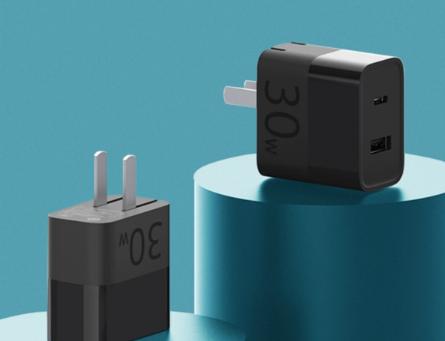 紫米USB充电器套装上架小米有品:支持双口30W快充