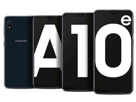 三星将在韩国推出Galaxy A10e手机:搭载Exynos 7884
