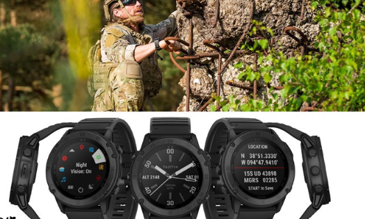 Garmin发布新款智能手表Tactix Delta:以隐私保护为核心