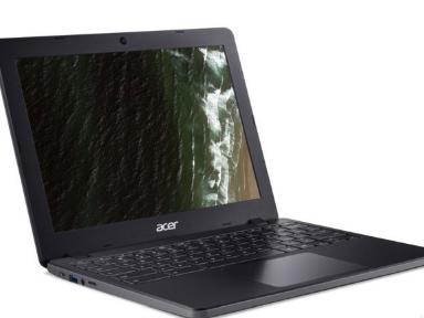 宏碁发布 Chromebook 712(C871) 笔记本:3:2 IPS屏